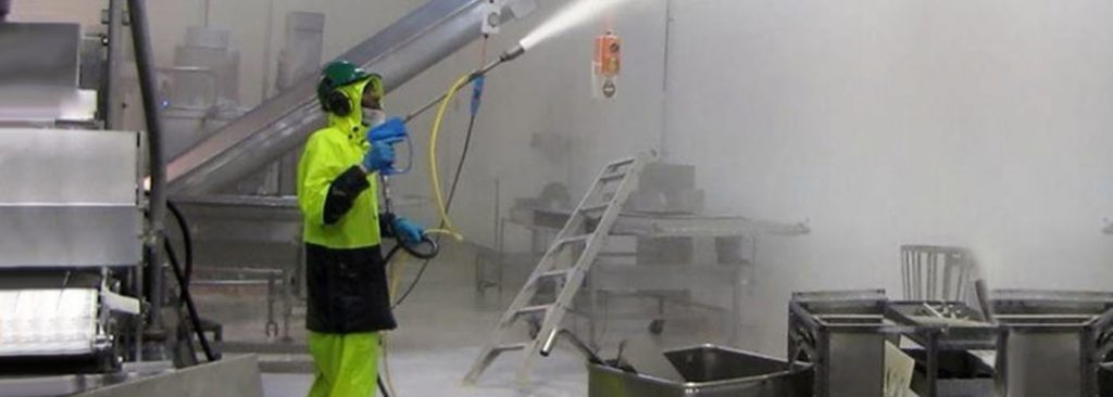 Food Plant Cleaning Specialists