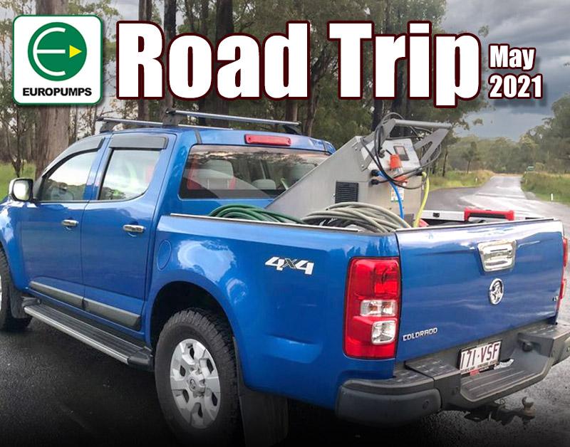 Euro Pumps NSW Road Trip May 2021